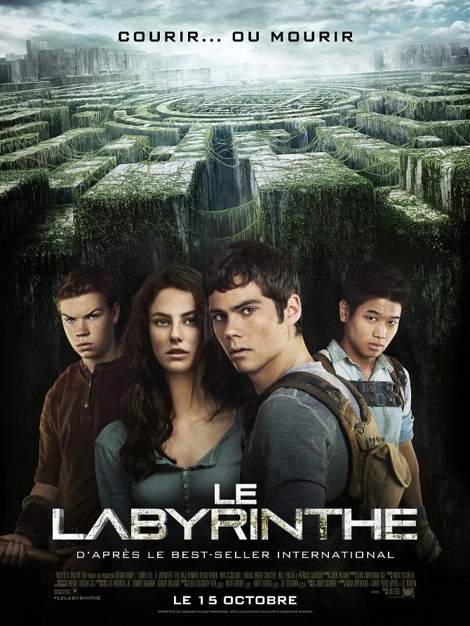 Le Labyrinthe : découvrez un premier extrait du film ! (vidéo)
