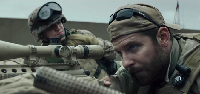 Bande-annonce d'American Sniper, le prochain film de Clint Eastwood (vidéo)