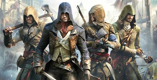Assassin's Creed Unity : le trailer de lancement dévoilé (vidéo)