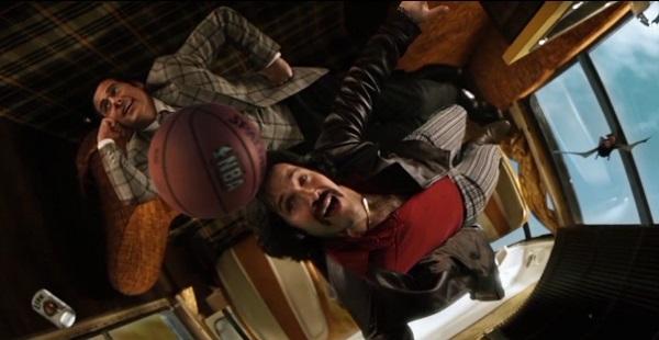 Le voyage d'un ballon de basket à travers 24 films (vidéo)