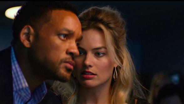 Découvrez la bande-annonce de «Focus» avec Will Smith et Margot Robbie (vidéo)
