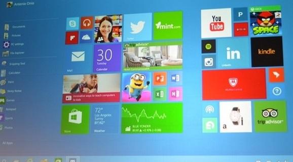 Microsoft dévoile Windows 10 (photos et vidéo)