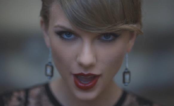 Taylor Swift dévoile son nouveau clip «Blank Space» (vidéo)