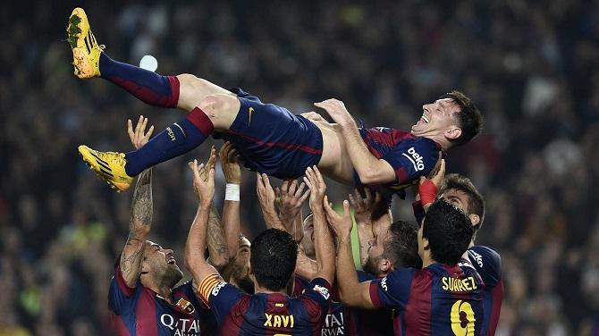 Les 253 buts de Lionel Messi en Liga (vidéo)