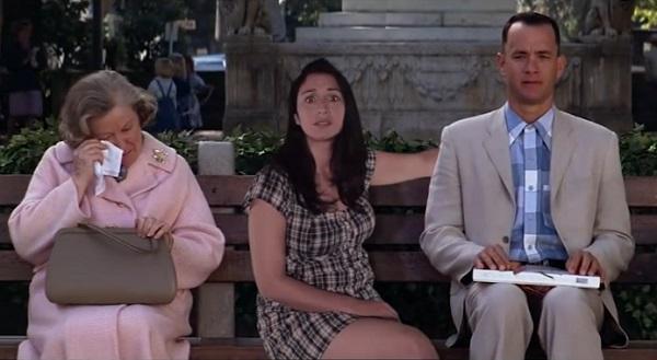 Quand 2 musiciens s'incrustent dans le film Forrest Gump (vidéo)