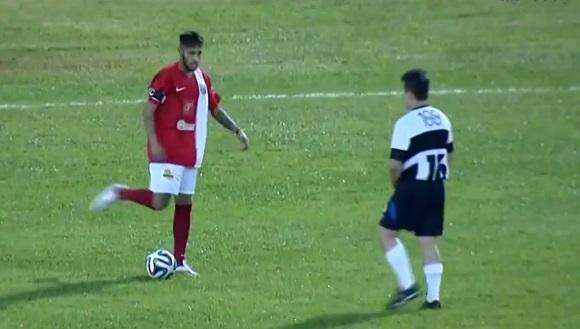 L'incroyable but de Neymar lors d'un match de charité ! (vidéo)