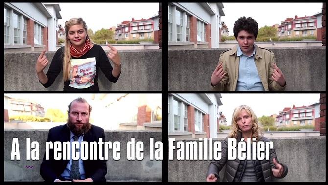 La famille Bélier : les coulisses du tournage (vidéo)