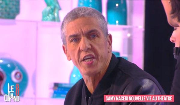 Échange tendu entre Samy Naceri et Audrey Pulvar au sujet de Charlie Hebdo (vidéo)