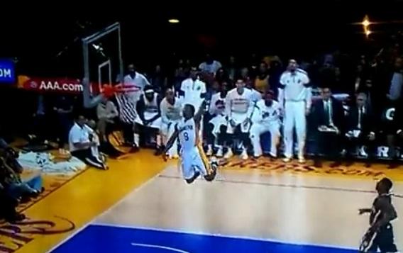 NBA : Ronnie Price, auteur d'un énorme raté sur un dunk (vidéo)