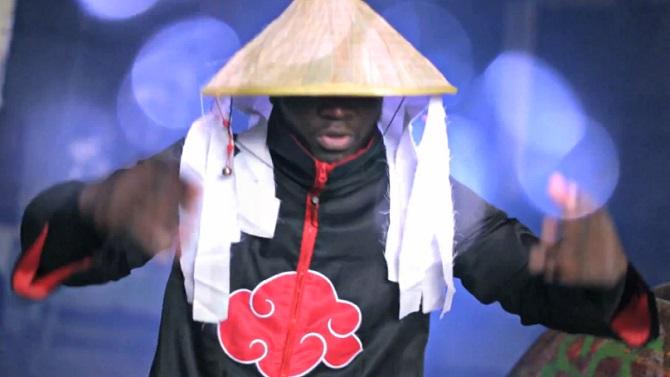 Black G nese – Akatsuki (clip)