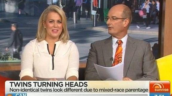 Une journaliste australienne fait une remarque raciste en plein direct