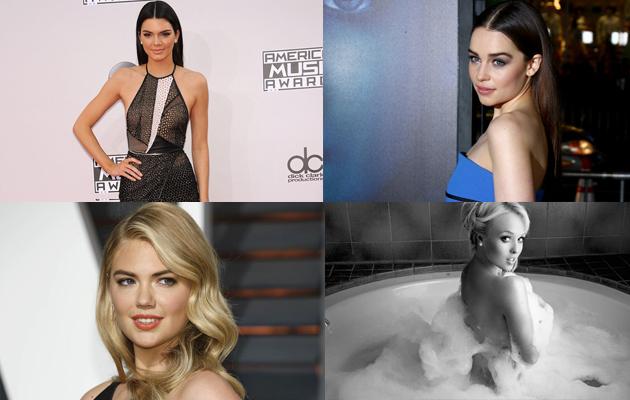 Les 100 femmes les plus sexy du monde (2015)