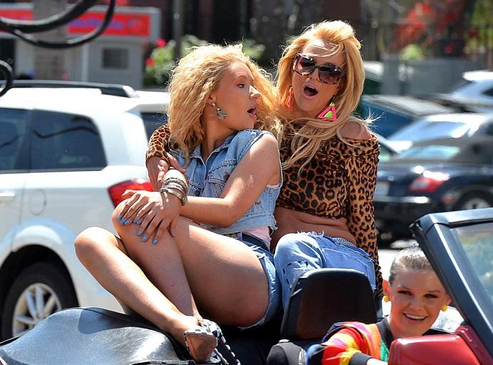 Écoutez «Pretty Girls», le nouveau single de Britney Spears en duo avec Iggy Azalea