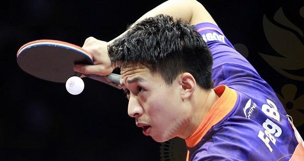 Il marque le «point du siècle» en finale des Mondiaux de tennis de table