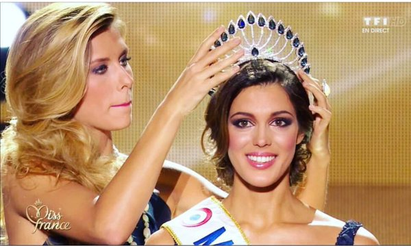 Miss Nord-Pas-de-Calais, Iris Mittenaere, élue Miss France 2016 (photos)