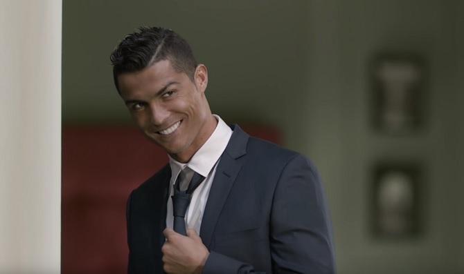 Cristiano Ronaldo s'est fait surprendre…, regardez comment ! (vidéo)