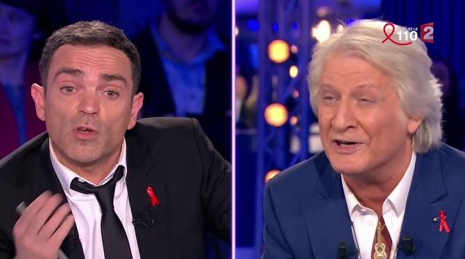ONPC : Gros clash entre Patrick Sébastien et Yann Moix (video)