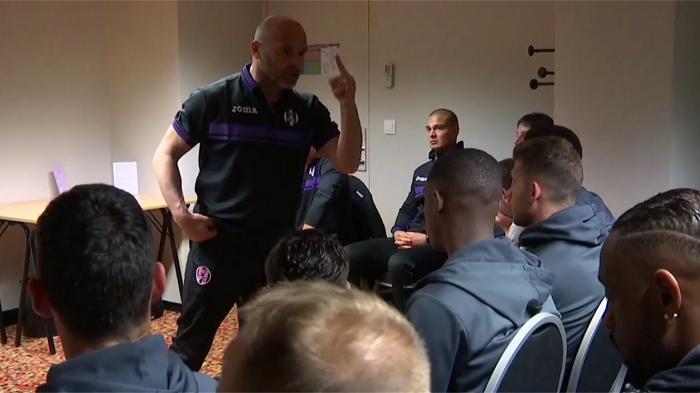 Ligue 1 : L'incroyable discours de Pascal Dupraz pour motiver ses joueurs