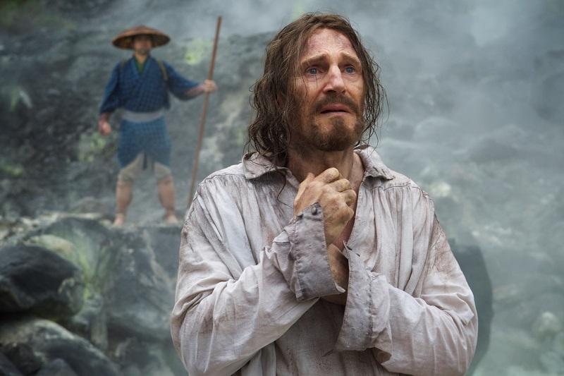 Silence : le nouveau film de Martin Scorsese  (bande-annonce)