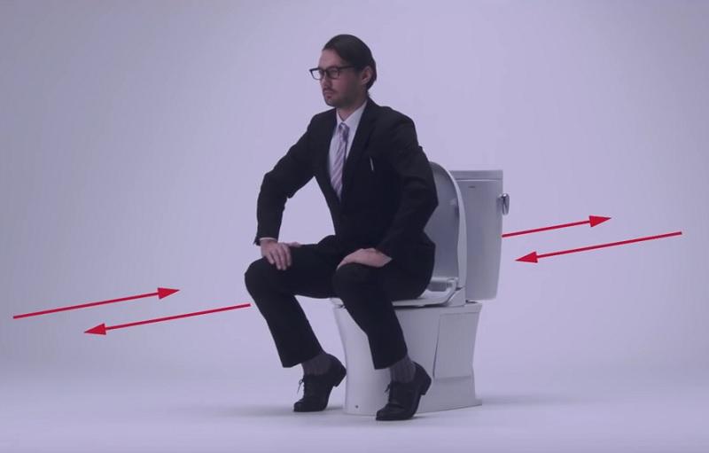 Comment utiliser les toilettes au Japon (vidéo)