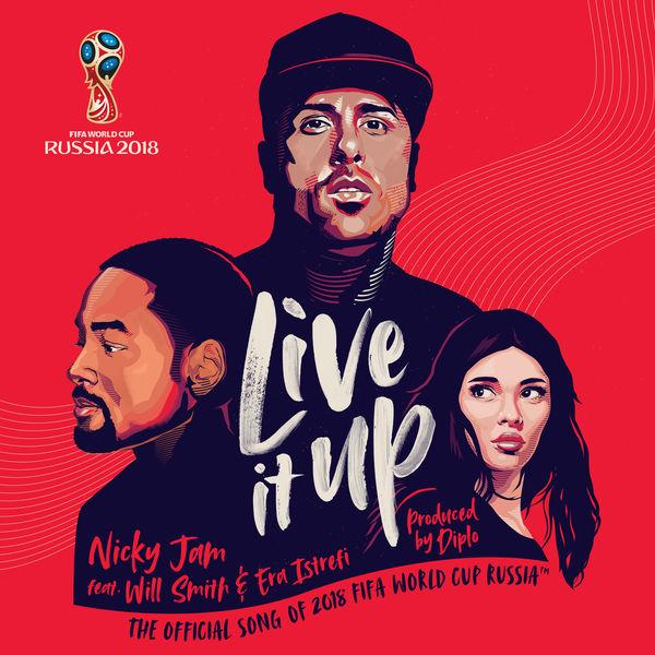 Live It Up, le clip de la musique officielle de la Coupe du Monde 2018 (vidéo)